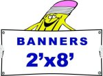 c 2x8 Banner Banners