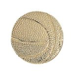 Basketball Chenille Pin Basketball Trophy Awards