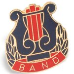 Band Chenille Pin Chenille Lapel Pins