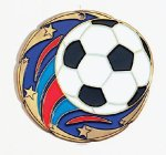 Color Star Soccer Medals Color Star Medals