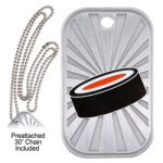 Hockey Dog Tag GL Series Dog Tags