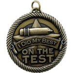 Did My Best On Test Scholastic Trophy Awards