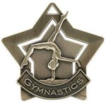 Gymnastics Star Star Medal Awards