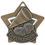Cheerleading Star Star Medal Awards