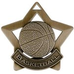 Basketball Star Star Medal Awards