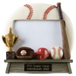 Photo Frame Baseball Team Photo Frame Resin Trophy Awards