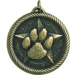 Paw Print Value Medal Awards