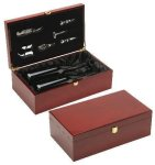 Rosewood Double Bottle Wine Box Wine Gifts